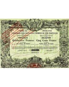 Cie Royale des Chemins de Fer Portugais