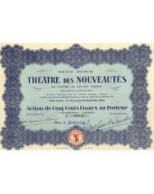 Théâtre des Nouveautés