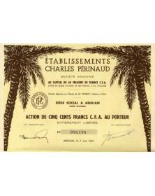 Ets Charles Périnaud S.A. Abidjan