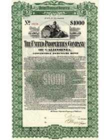 The United Properties Co. of California