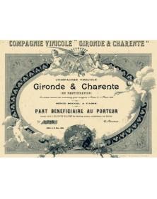 Cie Vinicole Gironde & Charente