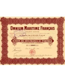 Omnium Maritime Français