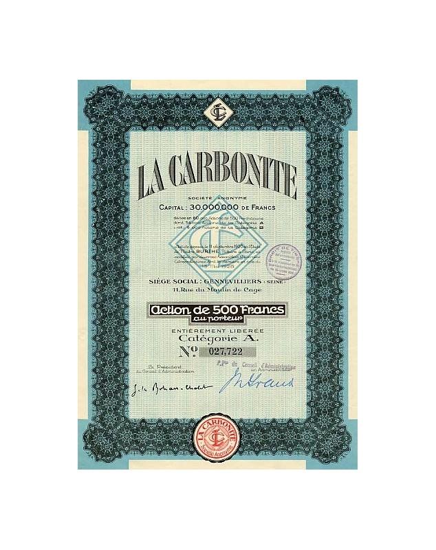 La Carbonite