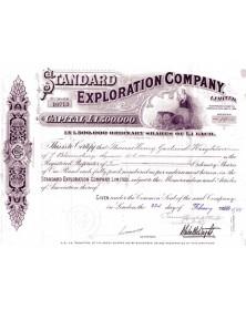 Standard Exploration Co. Ltd