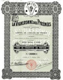 La Vigneronne des Pyrénées