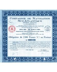 Cie de Navigation Sud-Atlantique