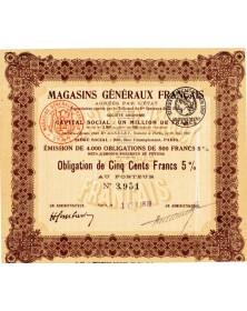 Magasins Généraux Français