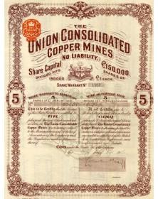 Copper mines