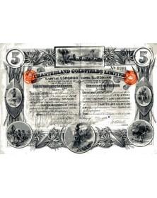 Charterland Goldfields Ltd
