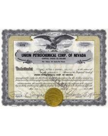 Union Petrochemical Corp. of Nevada
