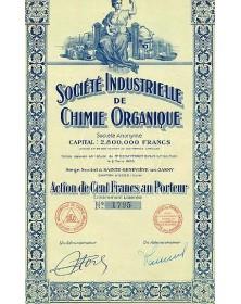 Sté Industrielle de Chimie Organique