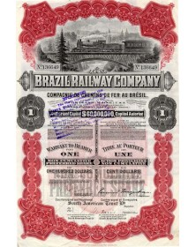 Brazil Railway Co.