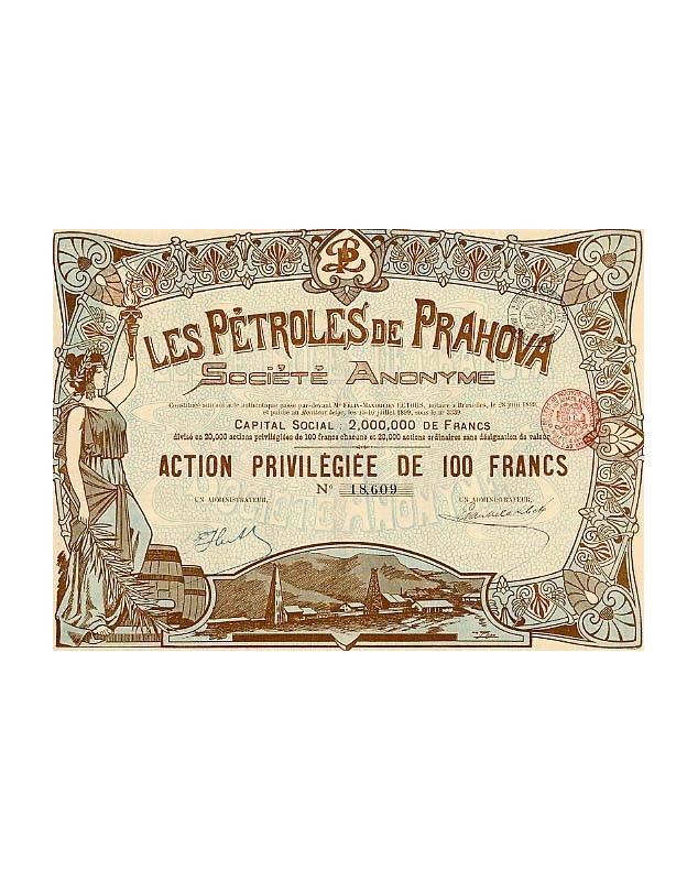 Les Pétroles de Prahova