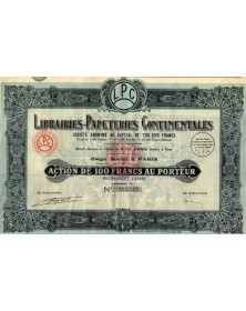 Librairies-Papeteries Continentales