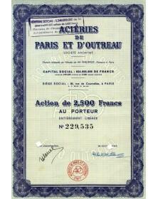Aciéries de Paris et d'Outreau