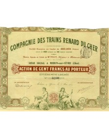 Cie des Trains Renard du Cher