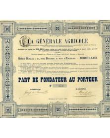 La Générale Agricole (Assurance)