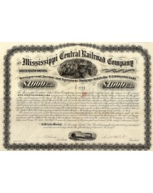 The Mississipi Central Railway Co.