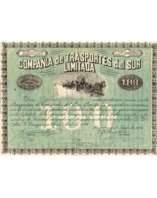 Compañia de Trasportes del Sur Limitada