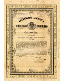 Convencion Española 1854