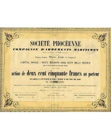 Sté Phocéenne Cie d'Armements Maritimes