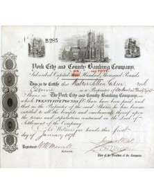 New York City and County Banking Co.