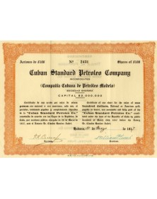 Cuban Standard Petroleo Co.