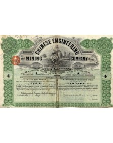Chinese Engineering and Mining Co. Ltd
