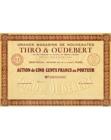 Grands Magasins de Nouveautés Thro & Oudebert