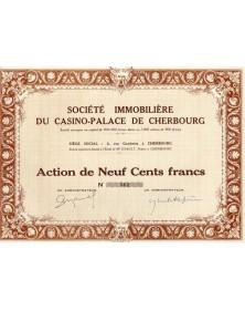 Sté Immobilière du Casino-Palace de Cherbourg