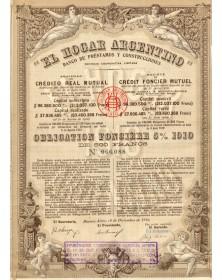 El Hogar Argentino  (Crédit foncier Mutuel)