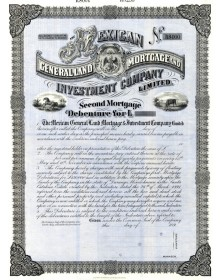 Mexican General Land Mortgage and Investment Company Ltd