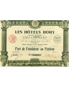Les Hôtels Bohy