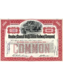 Omaha and Council Bluffs Street Railway Co.