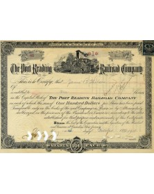The Port Reading Railroad Co.