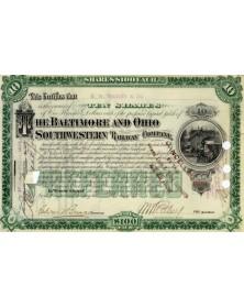 The Baltimore and Ohio Southwestern Railway Co.
