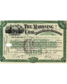 The Mahoning Coal Rail Road Co.