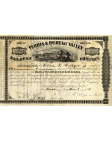 Peoria & Bureau Valley Railroad Co.
