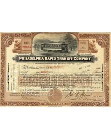 Philadelphia Rapid Transit Co.