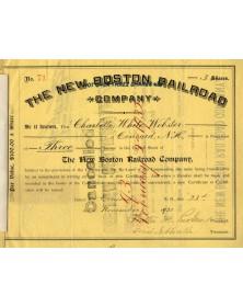 The New Boston Railroad Co.