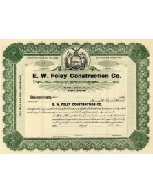 E.W. Foley Construction Co.