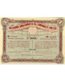 Oklahoma Amalgamated Oil Co. Ltd.