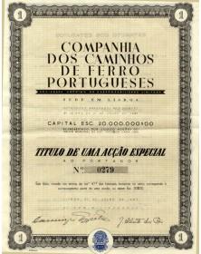 Companhia dos Caminhos de Ferro Portugueses