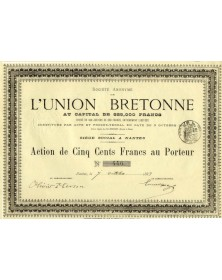 S.A. de l'Union Bretonne (Journal)