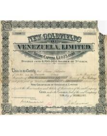 New Goldfields of Venezuela Ltd