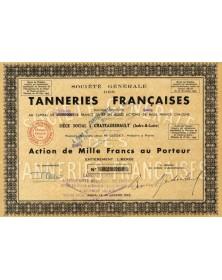 Sté Générale des Tanneries Françaises