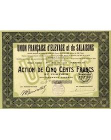 Union Française d'Elevage et de Salaisons