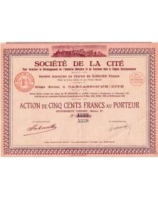 Société de la Cité