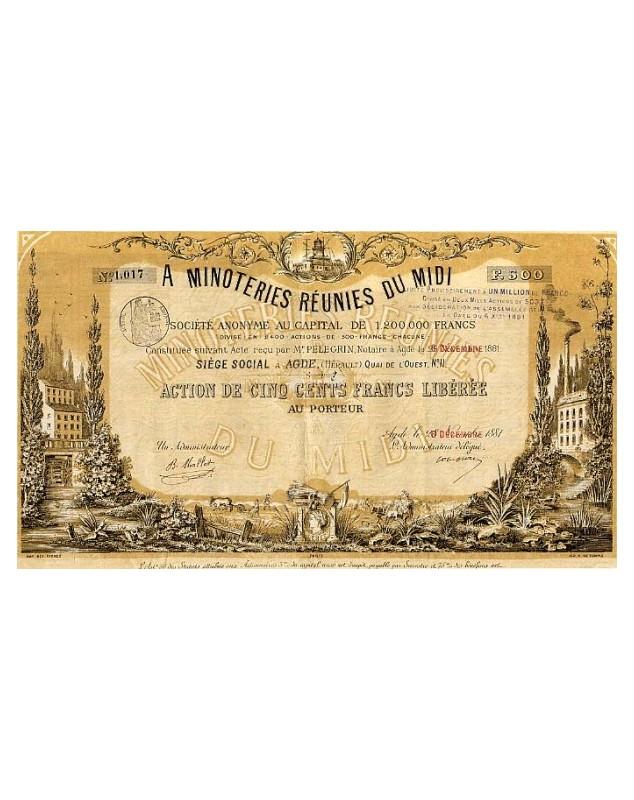 Minoteries Réunies du Midi