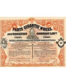 Paris Gigantic Wheel and Varieties Co. Ltd